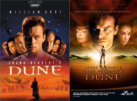 Dune version Syfy